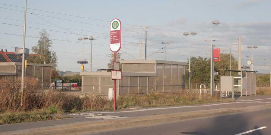 Vieselbach Bahnhof