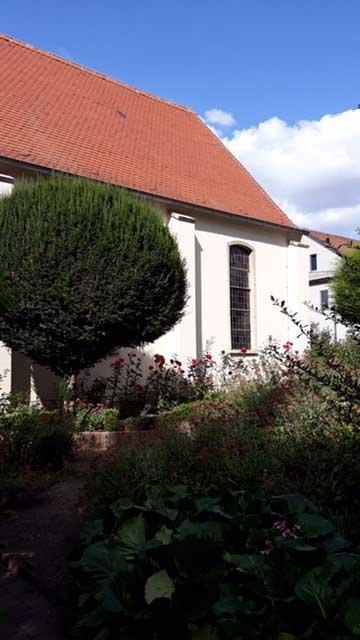 Bild der Katholischen Kirche in Vieselbach